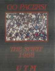 Page 1, 1988 Edition, University of Tennessee Martin - Spirit Yearbook (Martin, TN) online yearbook collection