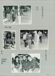 Page 9, 1988 Edition, University of Tennessee Martin - Spirit Yearbook (Martin, TN) online yearbook collection