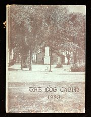 1938 Edition, Bethel College - Log Cabin Yearbook (McKenzie, TN)
