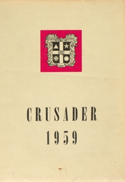 1959 Edition, Presbyterian Day School - Crusader Yearbook (Memphis, TN)