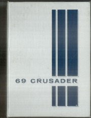 1969 Edition, Presbyterian Day School - Crusader Yearbook (Memphis, TN)