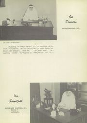 Page 13, 1952 Edition, St Agnes Academy - Markings Yearbook (Memphis, TN) online yearbook collection