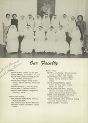 Page 14, 1952 Edition, St Agnes Academy - Markings Yearbook (Memphis, TN) online yearbook collection