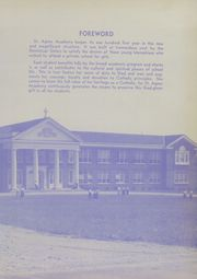 Page 3, 1952 Edition, St Agnes Academy - Markings Yearbook (Memphis, TN) online yearbook collection