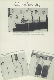 Page 11, 1953 Edition, St Agnes Academy - Markings Yearbook (Memphis, TN) online yearbook collection