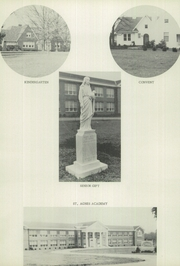 Page 12, 1953 Edition, St Agnes Academy - Markings Yearbook (Memphis, TN) online yearbook collection