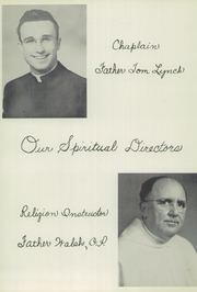 Page 9, 1953 Edition, St Agnes Academy - Markings Yearbook (Memphis, TN) online yearbook collection