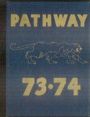1974 Edition, Ewing Park Middle School - Pathway Yearbook (Nashville, TN)