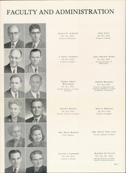 Page 11, 1954 Edition, George Peabody College For Teachers - Pillar Yearbook (Nashville, TN) online yearbook collection