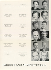 Page 15, 1954 Edition, George Peabody College For Teachers - Pillar Yearbook (Nashville, TN) online yearbook collection