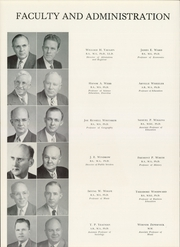 Page 16, 1954 Edition, George Peabody College For Teachers - Pillar Yearbook (Nashville, TN) online yearbook collection