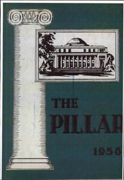 1956 Edition, George Peabody College For Teachers - Pillar Yearbook (Nashville, TN)