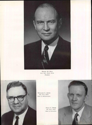 Page 12, 1956 Edition, George Peabody College For Teachers - Pillar Yearbook (Nashville, TN) online yearbook collection