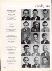 Page 14, 1956 Edition, George Peabody College For Teachers - Pillar Yearbook (Nashville, TN) online yearbook collection