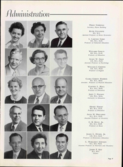Page 15, 1956 Edition, George Peabody College For Teachers - Pillar Yearbook (Nashville, TN) online yearbook collection