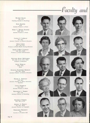 Page 16, 1956 Edition, George Peabody College For Teachers - Pillar Yearbook (Nashville, TN) online yearbook collection