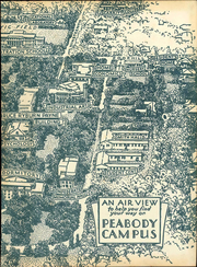 Page 5, 1956 Edition, George Peabody College For Teachers - Pillar Yearbook (Nashville, TN) online yearbook collection