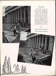 Page 8, 1956 Edition, George Peabody College For Teachers - Pillar Yearbook (Nashville, TN) online yearbook collection