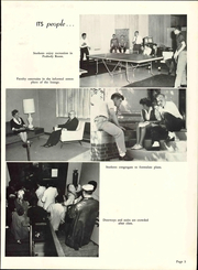 Page 13, 1962 Edition, George Peabody College For Teachers - Pillar Yearbook (Nashville, TN) online yearbook collection