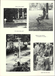Page 10, 1970 Edition, George Peabody College For Teachers - Pillar Yearbook (Nashville, TN) online yearbook collection
