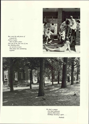 Page 11, 1970 Edition, George Peabody College For Teachers - Pillar Yearbook (Nashville, TN) online yearbook collection