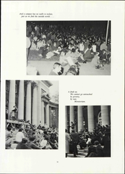 Page 17, 1970 Edition, George Peabody College For Teachers - Pillar Yearbook (Nashville, TN) online yearbook collection