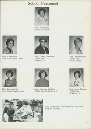 Page 11, 1978 Edition, Pikeville Elementary School - Charger Yearbook (Pikeville, TN) online yearbook collection