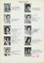 Page 8, 1978 Edition, Pikeville Elementary School - Charger Yearbook (Pikeville, TN) online yearbook collection
