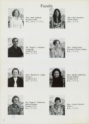 Page 10, 1979 Edition, Pikeville Elementary School - Charger Yearbook (Pikeville, TN) online yearbook collection