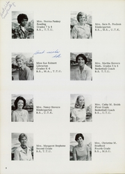 Page 12, 1979 Edition, Pikeville Elementary School - Charger Yearbook (Pikeville, TN) online yearbook collection