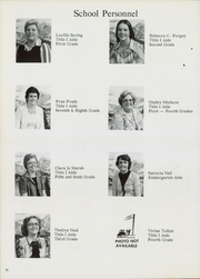Page 14, 1979 Edition, Pikeville Elementary School - Charger Yearbook (Pikeville, TN) online yearbook collection
