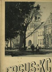 1963 Edition, Knoxville College - Focus Yearbook (Knoxville, TN)
