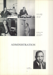 Page 10, 1963 Edition, Knoxville College - Focus Yearbook (Knoxville, TN) online yearbook collection