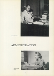Page 11, 1963 Edition, Knoxville College - Focus Yearbook (Knoxville, TN) online yearbook collection