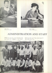 Page 12, 1963 Edition, Knoxville College - Focus Yearbook (Knoxville, TN) online yearbook collection