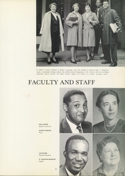 Page 13, 1963 Edition, Knoxville College - Focus Yearbook (Knoxville, TN) online yearbook collection