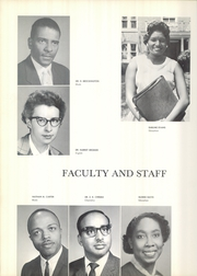 Page 14, 1963 Edition, Knoxville College - Focus Yearbook (Knoxville, TN) online yearbook collection