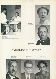 Page 15, 1963 Edition, Knoxville College - Focus Yearbook (Knoxville, TN) online yearbook collection