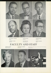 Page 17, 1963 Edition, Knoxville College - Focus Yearbook (Knoxville, TN) online yearbook collection