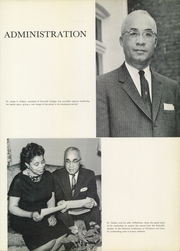 Page 9, 1963 Edition, Knoxville College - Focus Yearbook (Knoxville, TN) online yearbook collection