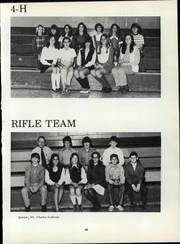 Hawkins Middle School - Laker Log Yearbook (Hendersonville, TN) online yearbook collection, 1972 Edition, Page 51