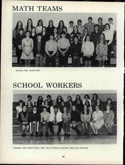 Hawkins Middle School - Laker Log Yearbook (Hendersonville, TN) online yearbook collection, 1972 Edition, Page 52