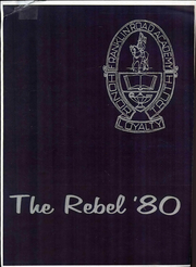 1980 Edition, Franklin Road Academy - Rebel Yearbook (Nashville, TN)
