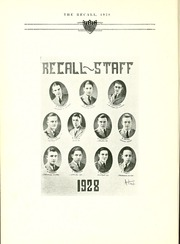 Page 12, 1928 Edition, Columbia Military Academy - Yearbook (Columbia, TN) online yearbook collection