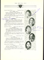 Page 15, 1928 Edition, Columbia Military Academy - Yearbook (Columbia, TN) online yearbook collection