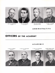 Page 10, 1957 Edition, Columbia Military Academy - Yearbook (Columbia, TN) online yearbook collection