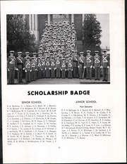 Page 17, 1957 Edition, Columbia Military Academy - Yearbook (Columbia, TN) online yearbook collection