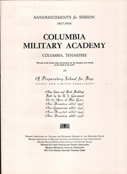 Page 5, 1958 Edition, Columbia Military Academy - Yearbook (Columbia, TN) online yearbook collection