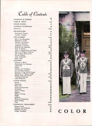 Page 6, 1958 Edition, Columbia Military Academy - Yearbook (Columbia, TN) online yearbook collection