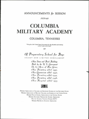 Page 5, 1960 Edition, Columbia Military Academy - Yearbook (Columbia, TN) online yearbook collection